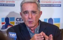 Reparto de audiencia de libertad de Uribe fue vigilado