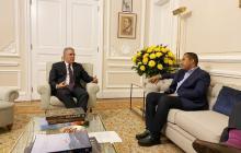 Presidente Duque prometió cumplir con proyectos de agua para Riohacha