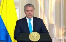 Colombia quiere liderar transición energética regional: presidente Duque