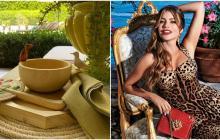 Sofía Vergara destaca las artesanías del Atlántico en sus redes sociales