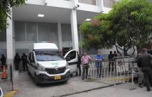 Instalaciones de la URI en el Centro de Barranquilla.