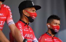 Escándalo en el Tour: Detenidos en el equipo de Nairo por sospecha de dopaje