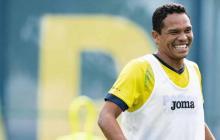 Carlos Bacca recibe el alta médica tras 3 meses inactivo