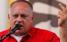 Diosdado Cabello acusa a Duque de muerte de militares en frontera