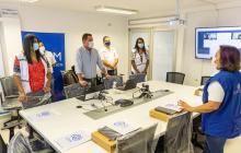 Fue habilitada la Sala de Análisis de Riesgo en Salud de La Guajira