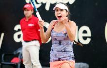 María Camila Osorio debuta en el 'qualy' del Roland Garros