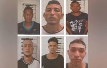 Banda delincuencial 'los de la U' perdió el año con el Gaula