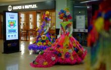 EDA rinde homenaje al Carnaval con exposición artística