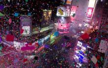 Nueva York recibirá el año en Times Square con un evento virtual