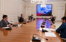 Duque destaca aumento en presupuesto para la educación en época de pandemia