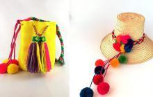 Artesanías wayuu se venden a través de Wayuu Market