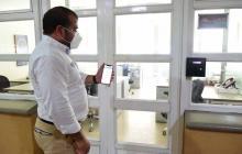 Desde celular docentes de Unimag podrán acceder a sus cubículos