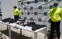 Cae moderno armamento de 'Los Pachenca' en La Alta Guajira