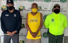 El capturado, alias el Profe, tenía radio de acción en Montería.