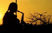 Fotograma del documental 'Del Mississippi al Magdalena, siguiendo la ruta del jazz', que se lanza hoy.