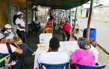 Bocacerrada participó en su jornada democrática comunal