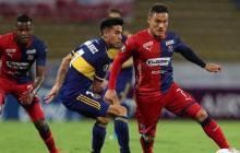 Deportivo Independiente Medellín despidió a Aldo Bobadilla de la dirección técnica por los malos resultados.
