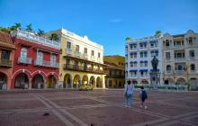Centro de Cartagena.
