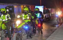 Las nuevas Caravanas por la Vida están integradas por al menos 40 uniformados y funcionarios públicos.