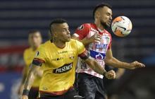 """""""Cada gol fue un baldado de agua fría"""": Marlon Piedrahíta"""