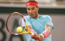 Nadal avanzó a octavos de final de Roland Garros; Zverev, le sigue la pista