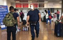 En video | Se reanudan vuelos en el aeropuerto de Riohacha