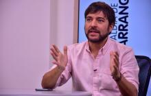 Jaime Pumarejo, alcalde de Barranquilla.