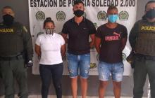 Seis capturados durante las Caravanas Por la Vida