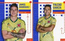 James y Falcao lideran convocatoria para debut de Colombia en eliminatorias