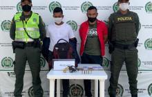 Capturan a fleteros con $24 millones tras un robo en Santa Marta
