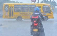 En los últimos días en Barranquilla ha llovido intensamente.