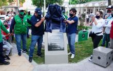Barrio Los Laureles estrena parque y cancha, 33 años después de su fundación