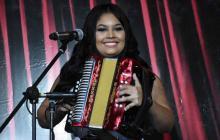 Yeimi Arrieta es la nueva Reina del acordeón