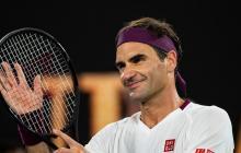 Roger Federer confirma que estará en el Abierto de Australia 2021