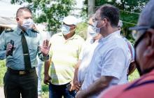 Anuncian una nueva subestación de Policía en Sucre