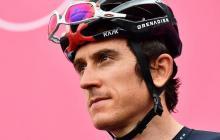 Geraint Thomas se retira del Giro de Italia