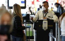 Colombia ha inadmitido a 70 extranjeros por incumplir reglas de bioseguridad