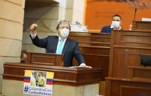Las 10 frases que deja el debate de moción de censura a Mindefensa