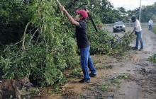 Habitantes de Guaimaral se quejan por vías en mal estado