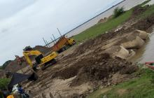 Nación aprobó $10.000 millones para emergencia por erosión en Salamina