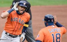 Correa empuja a los Astros a la Serie de Campeonato