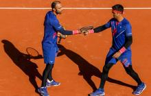 Juan Sebastián Cabal y Robert Farah se despiden del Roland Garros en 'semis'