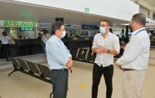 Designan gerente para Terminal de Transporte de Santa Marta
