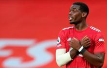 Paul Pogba actualmente defiende los colores del Manchester United.