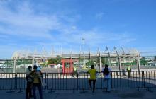 La pandemia enfría el ambiente en el debut de Colombia en las eliminatorias