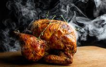 Chicken ready, un pollo rostizado con sabor especial