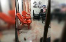 Ataque a bala deja al menos siete heridos en Soledad