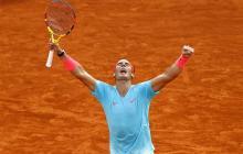 Nadal venció a Schwartzman  y va por su décimo tercer título de Roland Garros