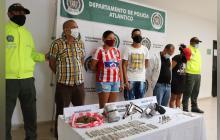 Caen 5 de 'Los Peques' dedicados a la venta de drogas