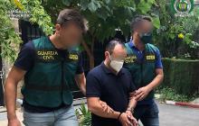 Capturan en Madrid a expolicía colombiano que huyó tras asesinar a maestra
